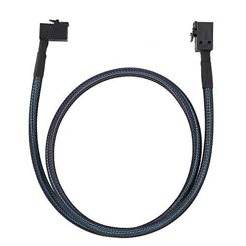 Cable Duradero de 12 Gbps, Cable de Cobre de 4 Canales, servidores Almacenamiento de Datos Grandes para centros de Datos Tarjetas de Red de Alta Velocidad