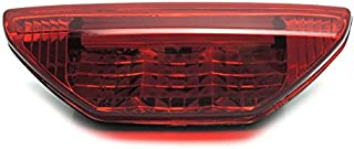Tail Light Taillight Red Compatible with Honda TRX500 TRX420 Rancher Foreman 2007 to 2015
