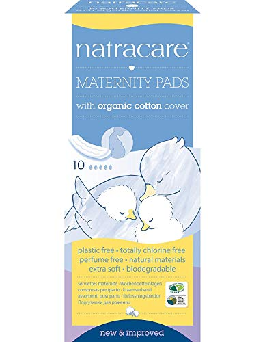 Natracare New Mother Natural Maternity Pads