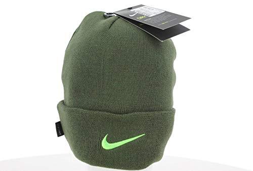Nike U Nk Beanie Cuffed Utility Sturmhaube, Unisex Erwachsene, Cargo Khaki, MISC