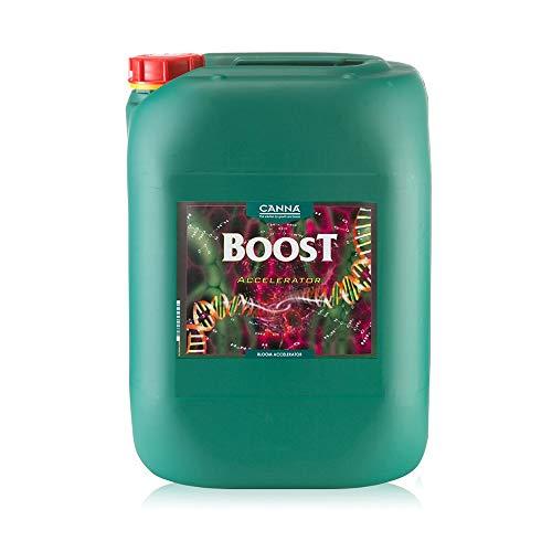 Canna Boost Accelerator Flowering Bloom Enhancer nutrienti additivo litro ml, 20L