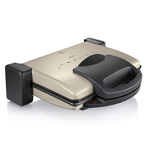 Bosch TFB3302V Bistecchiera Elettrica, Piastre Rimovibili e Antiaderenti
