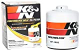 K&N Premium Oil Filter: Designed to Protect your Engine: Fits Select FORD/LINCOLN/TOYOTA/VOLKSWAGEN Vehicle Models (See Product Description for Full List of Compatible Vehicles), HP-1002