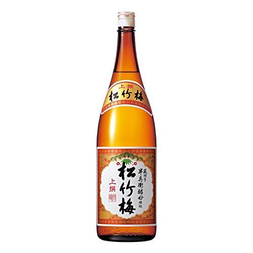 上撰 松竹梅 [ 日本酒 京都府 1800ml ]