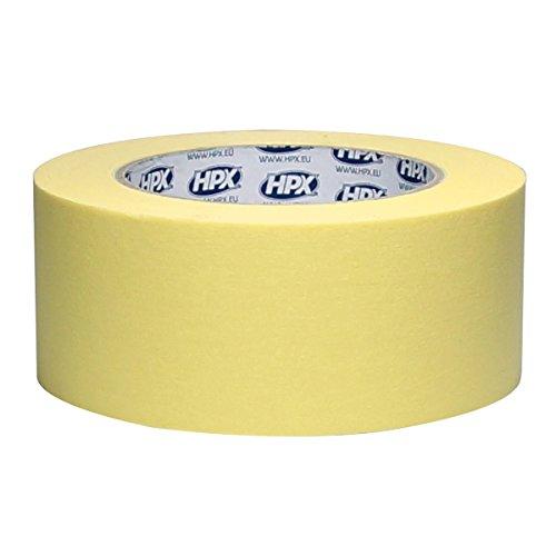 HPX MT5050 Abdeckband, 50 mm x 50 m 100°, Weiß