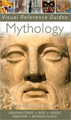 Mythology Visual Reference Guides by Philip Wilkinson (2010-05-04)