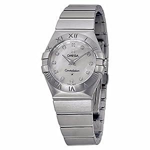 Omega Constellation Ladies Watch 123.10.27.60.55.001 [Watch] Constellation