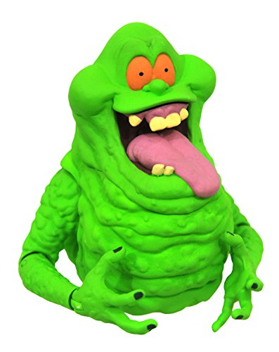 DIAMOND SELECT TOYS The Real Ghostbusters: Slimer Action Figure, 7