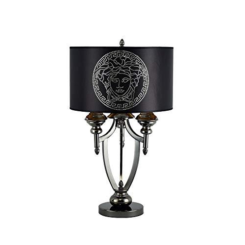 YWSZJ Sala de Estar Dormitorio lámpara de Noche lámpara de Mesa Moderna Creativa lámpara de Mesa de Estudio y Trabajo lámpara de Mesa Minimalista Moderna