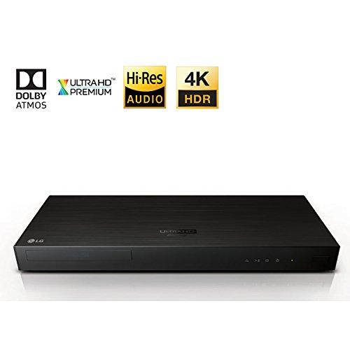 LG UP970 - UP970 - 4K Blu Ray Player