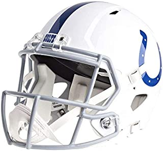 Riddell Indianapolis Colts Officially Licensed Speed Full Size Replica Football Helmet