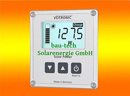 25Amper Votronic Solar Laderegler MPP 430 12Volt 430Watt MPPT Regler von bau-tech Solarenergie GmbH