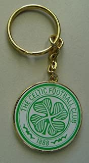 Novelty Football Gift Ideas Official Celtic FC Keyring Car Accessories