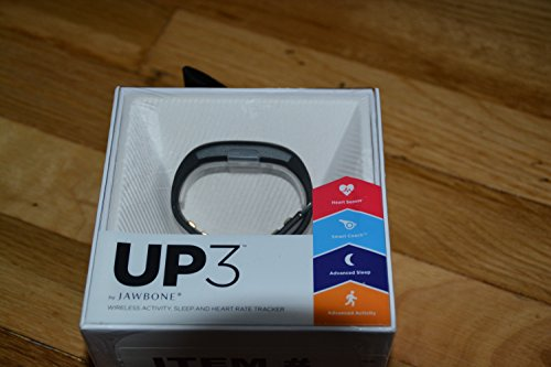 Jawbone UP3 Band + UP Move Fitness Tracker Bundle.