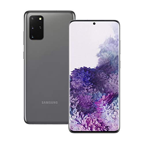 Samsung Galaxy S20+ 5G Mobile Phone; Sim Free Smartphone - Cosmic Grey (UK version)