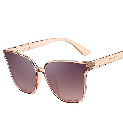 Chitaii. Gafas de sol polarizadas para hombre y mujer, antirayos UV, con espejo para conducción, pesca y viajes, 2, talla única