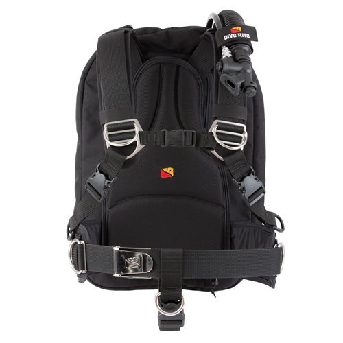 Dive Rite TravelPac BC/BCD Lightweight Traveling Buoyancy Compensator for Scuba Diving