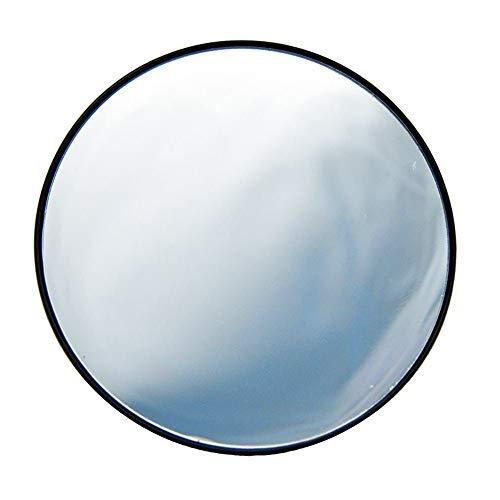 Merssavo Grossissement Miroir de maquillage, miroir Cosmétique grossissant x 10 pour chambre à coucher de beauté de rasage de voyage