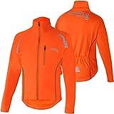 Brisk Bike Cycling Jacket -WS2 (Orange, s)