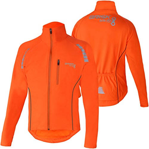 Brisk Bike Lightweight Cycling Jacket