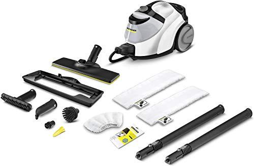 Kärcher SC 5 Premium Iron Plug Dampfreiniger 1,5 l 2200 W Schwarz, Grau, Silber