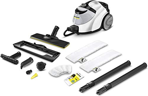 Kärcher SC 5 Premium Iron Plug stoomreiniger 1,5 l 2200 W zwart, grijs, zilver