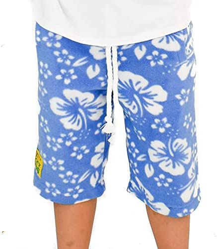 Cowboy's Fuzzy Duds Youth - Blue Hibiscus