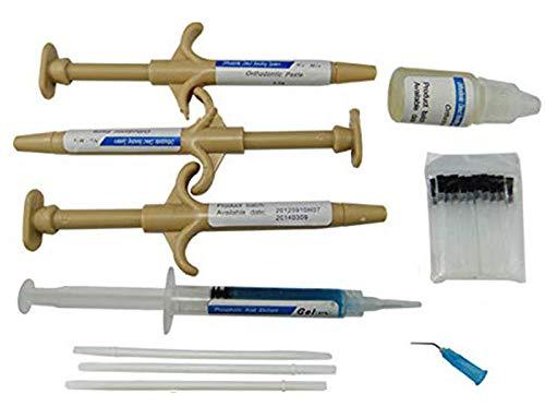 1 kit OrthoForce Self-cure cemento adesivo dentale, ortodonzia, apparecchio in metallo