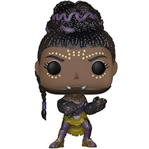 Funko- Pop Vinile Marvel Black Panther Shuri, 9 cm, 23346