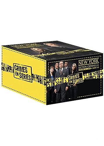New York, Section criminelle-L'intégrale de la série-Saisons 1 à 10