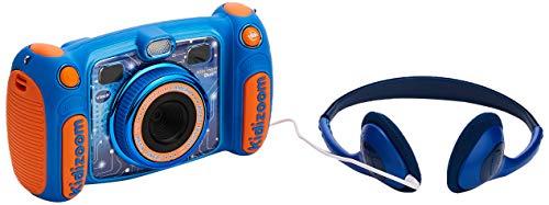 VTech – Kidizoom Duo 5.0 – Bleu – Appareil...