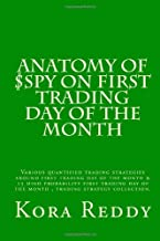 Anatomy of $SPY on First Trading Day of the Month: various quantified trading strategies around first trading day of the m...