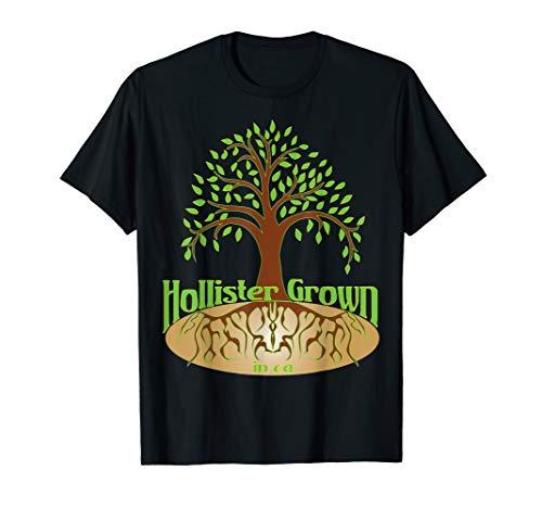 HOLLISTER CALIFORNIA, HOLLISTER CA. GROWN T-Shirt