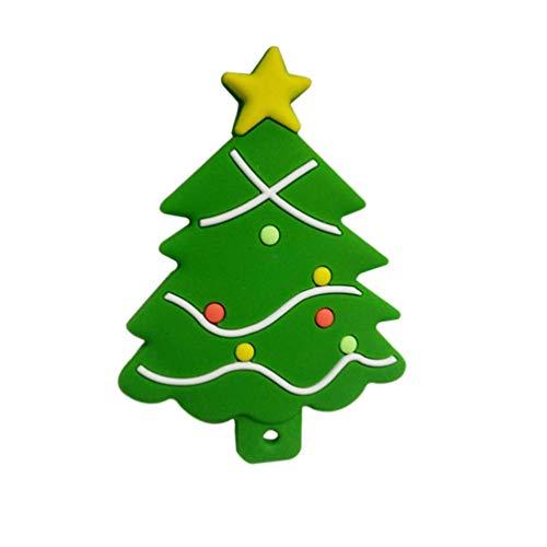 STOBOK árbol navidad juguetes dentición bebé mordedor