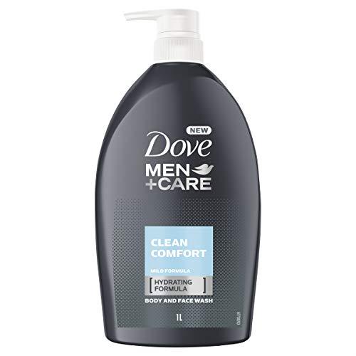 Dove Men Body Wash Clean Comfort, 1L