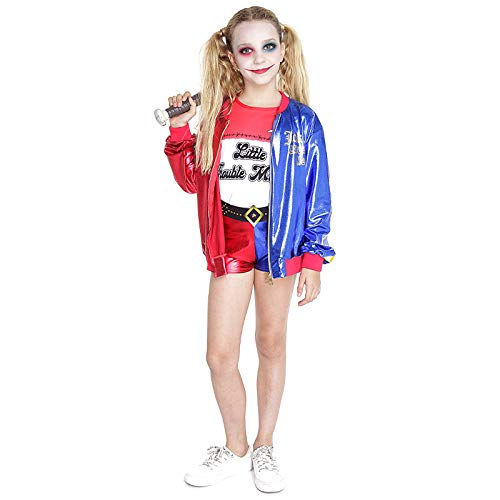 Disfraz Joker's Baby niña Infantil para Carnaval (13-15 años)
