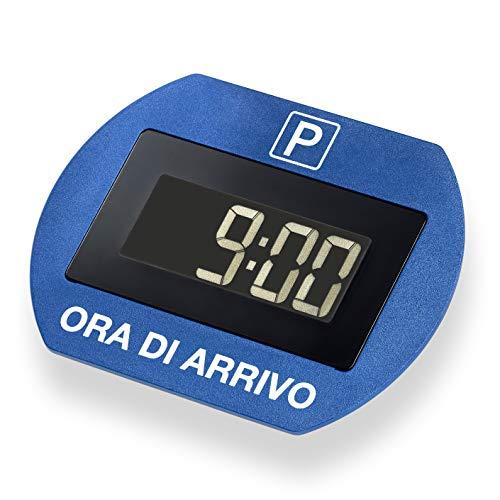 Parklite Park Lite Blu Dischi orari Automatico