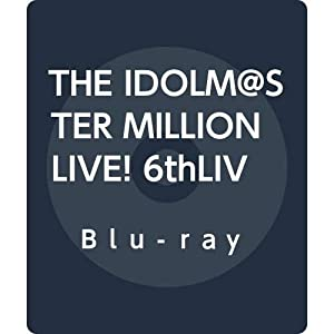 【発売日未定】THE IDOLM@STER MILLION LIVE! 6thLIVE TOUR UNI-ON@IR!!!! SPECIAL LIVE Blu-ray Day1