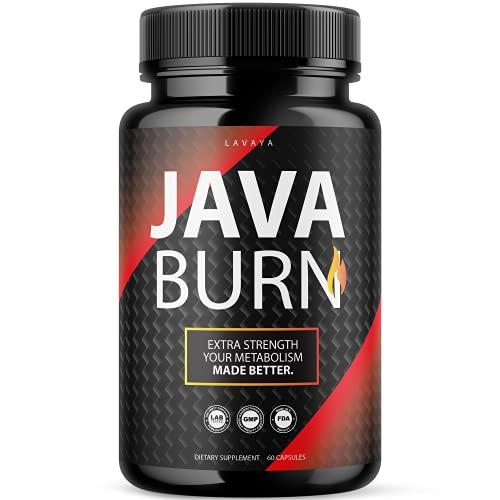 Java Burn Supplement Javaburn Pills (60 Capsules)