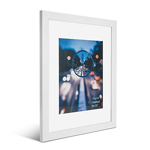 11x14 white frame - 9
