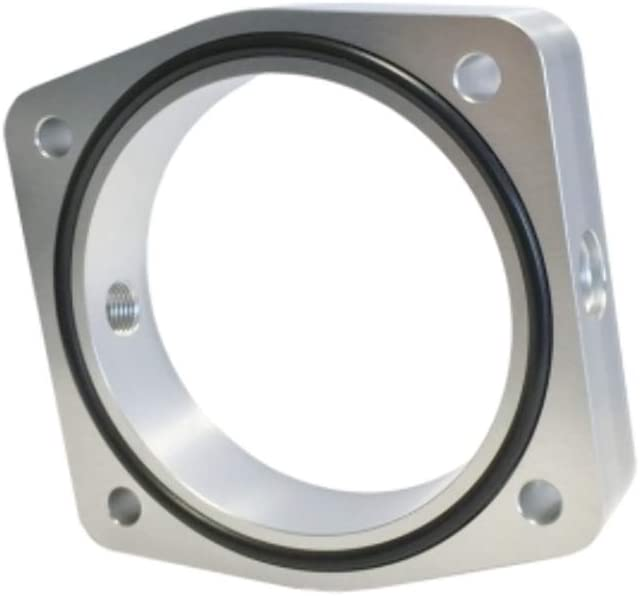 Torque Solution TS-TBS-024R Body 2021new shipping free shipping Jacksonville Mall Throttle Spacer