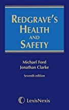 Redgrave's Health and Safety Set: (includes mainwork and supplement)