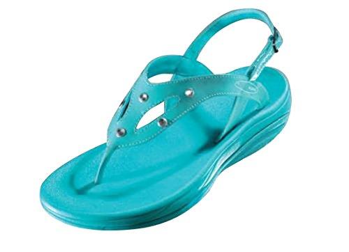 Walk Maxx Fitness Sandale Ocean Crystal Gr. 36 Sommer Schuhe