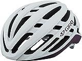 Giro Agilis MIPS 2021 - Casco de bicicleta para mujer, talla M (55-59 cm), color blanco y morado