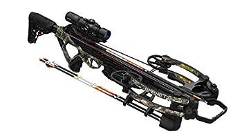Barnett HyperTac 420 Crossbow | Lightweight & Ultra-Compact Crossbow Shooting 420 Feet Per Second