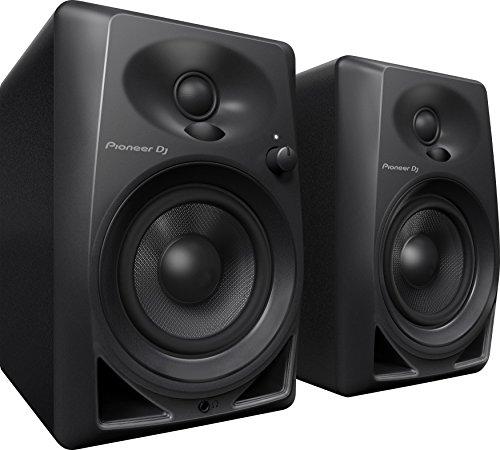 Pioneer DM-40 Negro altavoz - Altavoces (Corriente alterna, 110-240 V, 50-60 Hz,...