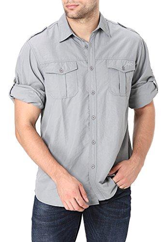 TRAILSIDE SUPPLY CO. Men's Button Down Shirts