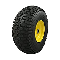 Best lawn mower tire tube size chart