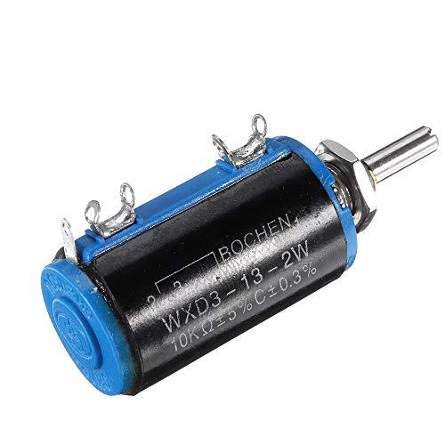 Módulo electrónico Amarillo claro Mini Display 0,36 pulgadas Medidor de Corriente CC 4-30V DC0-999mA digital con conexión inversa Protección amperímetro 5pcs Equipo electrónico de alta precisión
