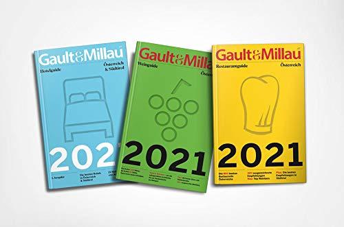 Gault&Millau Österreich 2021: Restaurant-, Wein- und Hotelguide